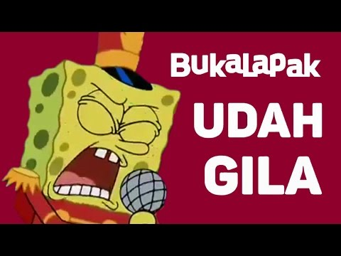 BUKALAPAK UDAH GILA PARODY By Spongebob Ft. HTT, Suzumiya Haruhi, & Kitauji Orchestra