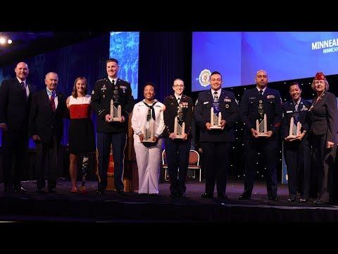 2018 American Legion Spirit Of Service Award Recipients
