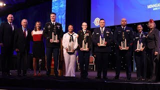 2018 American Legion Spirit of Service Award recipients