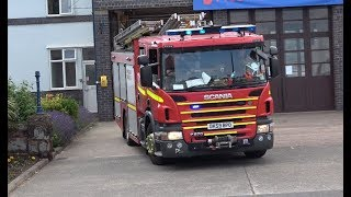 *First Time Caught*Merseyside Fire & Rescue Service / Heswall Rescue Pump / Turnout