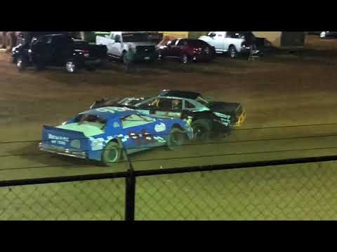 Heat Races Thunder Bomber Classic 10/20/18 TR Speedway
