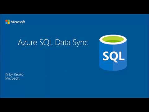Azure SQL Data Sync - How to synchronize on-premises and cloud SQL
