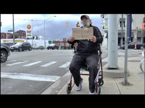 Documentary- Homeless in Grand Rapids MI