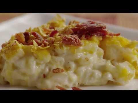 How to Make Hash Brown Casserole   Casserole Recipe   Allrecipes.com
