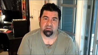 At home with Chino Moreno from Deftones | INTERVIEW MAY 2020