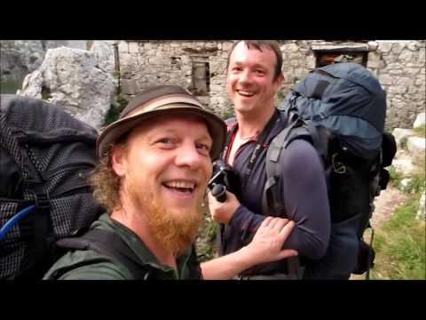 Picos de Europa - day 1 of 6 day trek