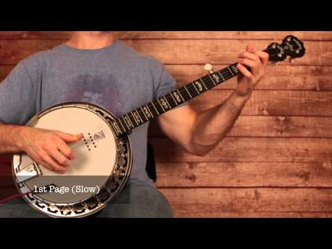 "The Avett Brothers ""Swept Away"" Banjo Lesson (With Tab) - YouTube"