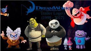 DreamWorks Trailer Logo
