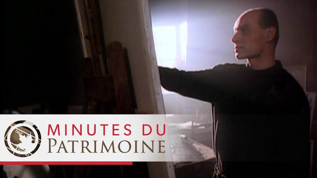 Minutes du patrimoine : Paul-Émile Borduas