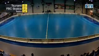11.3.2017 Play-off MEX 1. zápas Tsunami Záhorská Bystrica - FBC Skalica