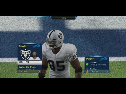 Most Controversial Madden 13 Online Game Ending Ever to Epic Game? (Raiders vs Colts) - cookieboy17 - 동영상