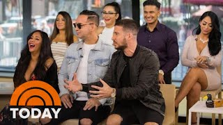 The Entire Cast Of 'Jersey Shore' Plays 'Shore-Ades' On TODAY | TODAY