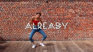 Already  - Beyoncé, Shatta Wale, Major Lazer // Choreography by Keenan Cooks