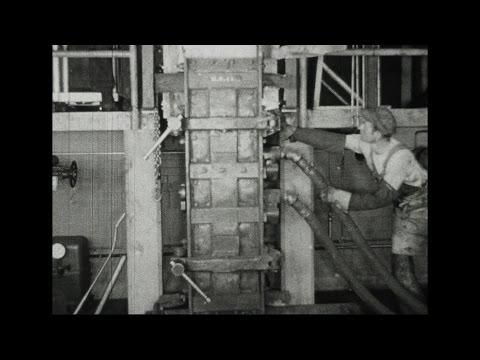U.S. Mint in Denver, 1949