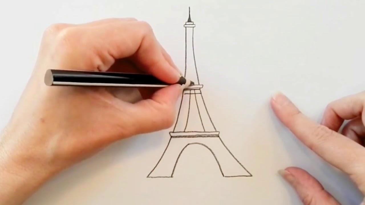 Kız Kulesi Çizimi