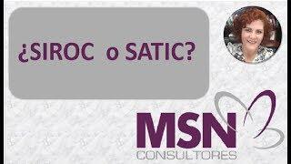 ¿Satic o siroc? | MSN Consultores