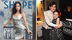 Katie Holmes Gives Rare Interviews Detailing Life With Daughter Suri