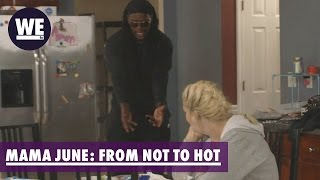 'Kenya Called Quits!' Unseen Footage | Mama June: From Not to Hot | WE tv