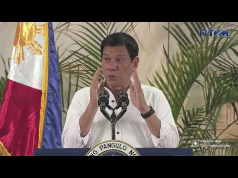 Duterte: Gov't to pursue 'independent foreign policy'