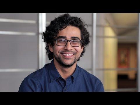 Suraj Sharma Interview pt1