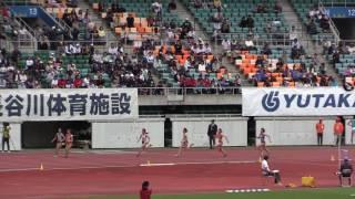 第33回静岡国際陸上 2017/05/03 エコパスタジアム.