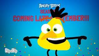 Angry Birds Season 2 Announcement!