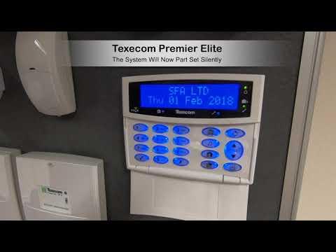 Texecom Premier Elite Part Set