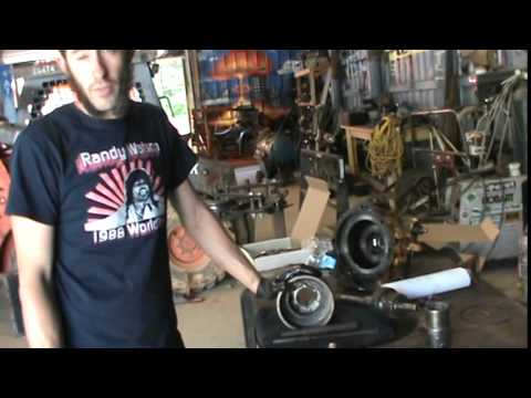 Welcome to the Crash Course Case shuttle shift transmission rebuild