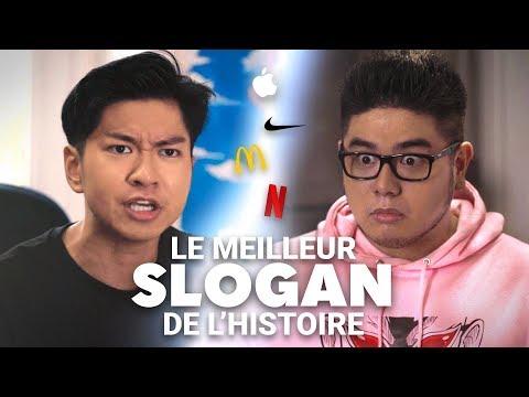 LE MEILLEUR SLOGAN DE L'HISTOIRE ! - LE RIRE JAUNE
