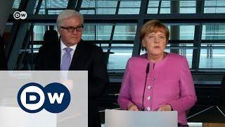 Новый срок Меркель  вопрос с выдвижением решен?