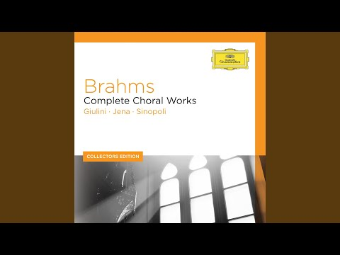 Brahms: Motets, Op.29 - Es ist das Heil uns kommen her (Op. 29, No. 1)