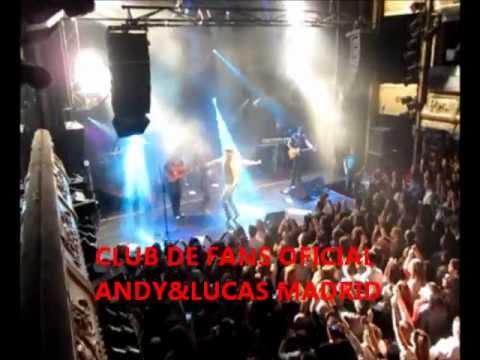 Andy&Lucas cantando