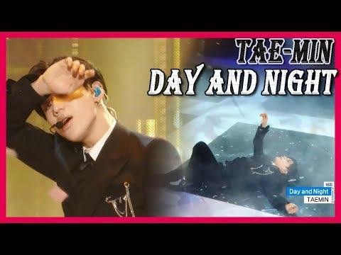 [HOT] TAEMIN - Day And Night, 태민 - 낮과 밤 20171216