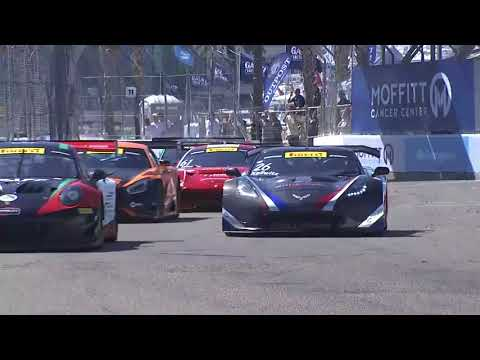 2018 PWC St. Petersburg GT/GTA Rd.2 GT Cup Rd.2 (STREAM OFFICIAL)