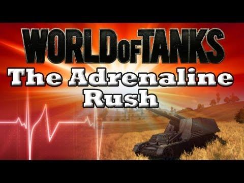 World of Tanks #14 - The Adrenaline Rush