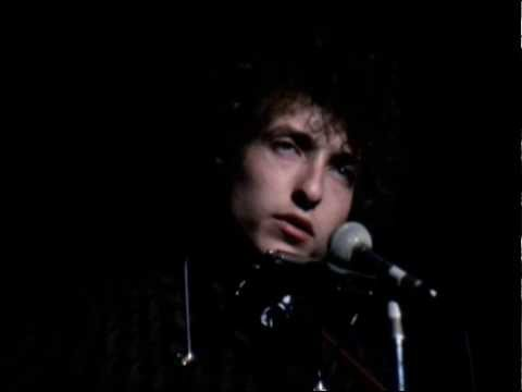 """Mr. Tambourine Man"" Live - No Direction Home: Bob Dylan"