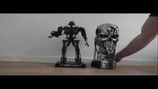 T-70 Terminator Autonomous Infantry Unit 1:6 model (Terminator 2 3D)