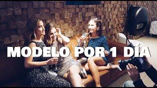 MODELO POR UN DÍA | VLOG | con Maria Pombo y Laura Escanes ♥