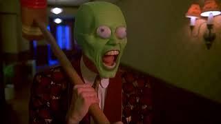 The Mask   Maske 1   I Jim Carrey I Komik Sahneler I Türkce Dublaj  HD 720 720p