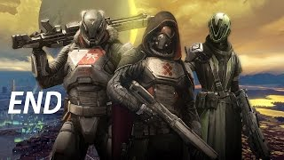 Destiny Beta Gameplay Walkthrough Part 6-Ending/The Last Array (XBOX ONE Gameplay)