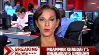 Raghida Dergham on Libya - Post Conflict Transitional Council - 8/22/2011