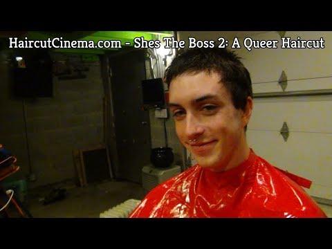 HaircutCinema.com - She