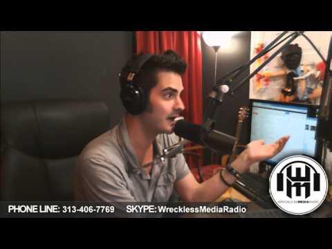 Wreckless Media Radio Episode 321 Video Broadcast