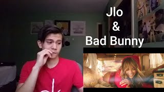 Jennifer Lopez Bad Bunny Te Guste Reaccion.mp3