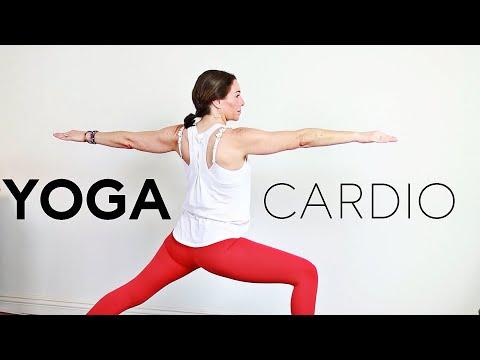Yoga Cardio Burn🔥(30-min)🔥Calories-Be Ready to SWEAT!