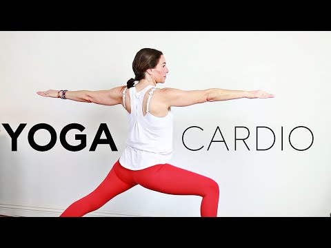 Yoga Cardio Burn🔥(30-min)🔥Calories-Be Ready to SWEAT!
