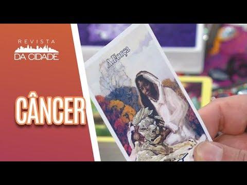 Previsão de Câncer 17/06 à 23/06 - Revista da Cidade (18/06/18)