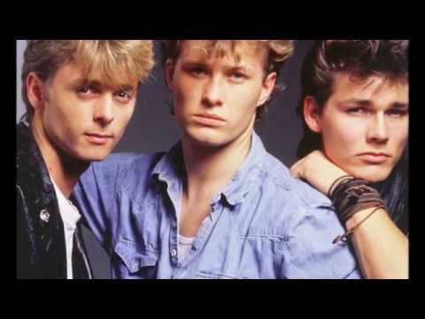 A-Ha - Here I Stand And Face The Rain (Early Mix)