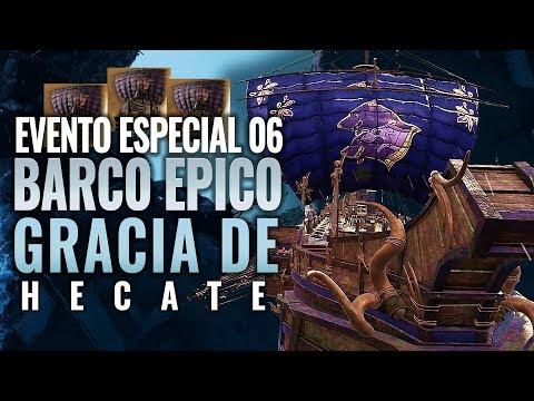 Assassin's Creed Odyssey | Evento Especial #06 BARCO ÉPICO NINFA DE LAS SOMBRAS + RECOMPENSA DISEÑO thumbnail