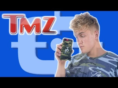 TMZ Hacked Rappers Phone for Jake Paul's N-Word-Laced Freestyle Rap?